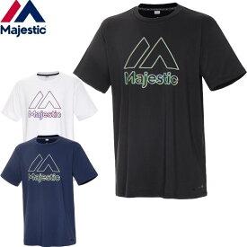 マジェスティック(Majestic)ウェア Tシャツ COOL BASE CAMO SS Tee 半袖 XM01MJ9S03 TEAM MAJESTIC 野球