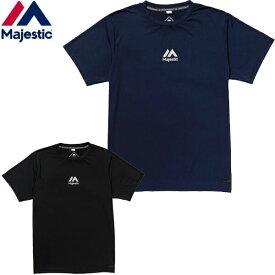 マジェスティック(Majestic)ウェア Tシャツ COOL BASE CAMO SS Tee 半袖 XM01MJ9S04 TEAM MAJESTIC 野球