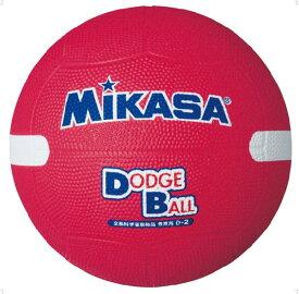 ミカサ(MIKASA) 教育用白線入りドッジボール2号 ハントドッチ ボール D2W-R