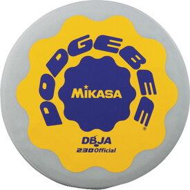 ミカサ(MIKASA) ドッジビー ドッチビー Y 23cm レクリエーション アクセサリー DBJA230Y