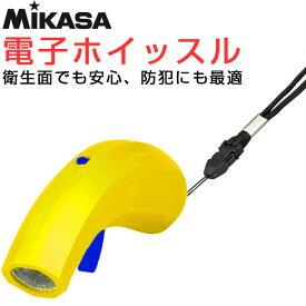 ミカサ(MIKASA) 電子ホイッスル イービート イエロー EBEATY