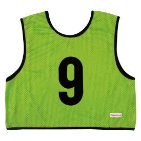 ミカサ(MIKASA) ゲームジャケット ハーフタイプ 蛍光グリーン GJH2KG