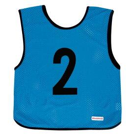 ミカサ(MIKASA) ゲームジャケット ジュニアサイズ ブルー GJJ2B ジュニア ボーイズ