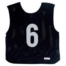 ミカサ(MIKASA) ゲームジャケット ジュニアサイズ ブラック GJJ2BK ジュニア ボーイズ