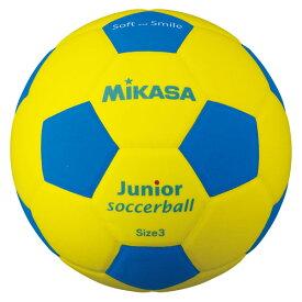 ミカサ(MIKASA) スマイルサッカーボール 3号 YBL サッカー ボール SF3JYBL