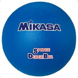 ミカサ(MIKASA) スポンジドッジボール STD18-BL