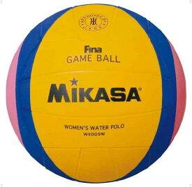 ミカサ(MIKASA) 水球 検定球 水泳 ボール W6009W