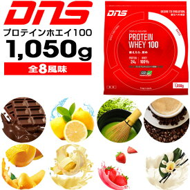 DNS プロテイン 1050g ホエイプロテイン100 ディーエヌエス 1kg(あす楽即納)