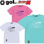 GOL(ゴル)×キャプテン翼コラボJr.ドライシャツTシャツTSUBASA半袖G992-733Jキッズジュニア(即納)