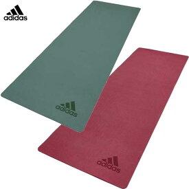 c93d2d068539f3 アディダス(adidas)ヨガマット トレーニングマット フィットネス・トレーニング 5mm ADYG-10300