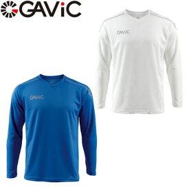 GAViC(ガビック) サッカー・フットサル トップス ロングプラクティスシャツ 長袖 GA8089(RO)【ユニセックス】