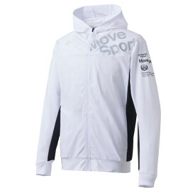 大特価!デサント(DESCENTEE)TOUGH CLOTH ジャケット メンズ DMMMJF15-WH