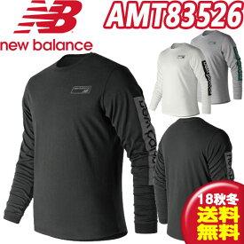 f784d4fa95477 ニューバランス(new balance) NBアスレチックロングスリーブT