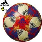 アディダス(adidas)サッカーボール4号球検定球キッズ・ジュニア・小学生AF404WRコネクト19グライダー(あす楽即納)
