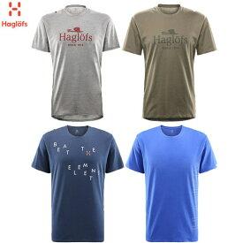 Haglofs(ホグロフス) ウェア GAMPER TEE MEN 603992 Tシャツ 半袖 メンズ