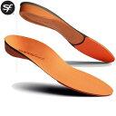 【500円割引クーポンあり!】スーパーフィート(SUPER feet)インソール オレンジ 【11121074】 トリムフィットシリー…