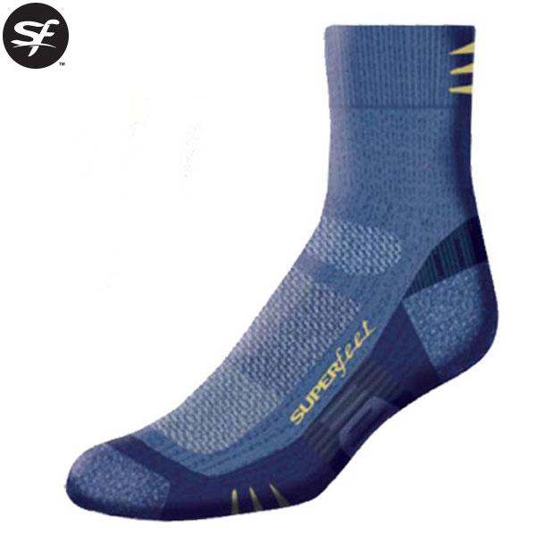 スーパーフィート(SUPER feet)ソックス トリムショート【SFT-002】 靴下(ランキング1位)