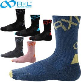 R×L SOCKS アールエルソックス ラウンド ラン/トレッキング用ソックス TMW-36 武田レッグウェアの靴下