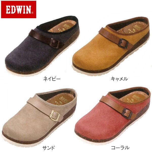 エドウイン(EDWIN) レディスサボサンダル レディース EW9505 エドウィン(ダイマツ) 【RCP】 【送料無料】