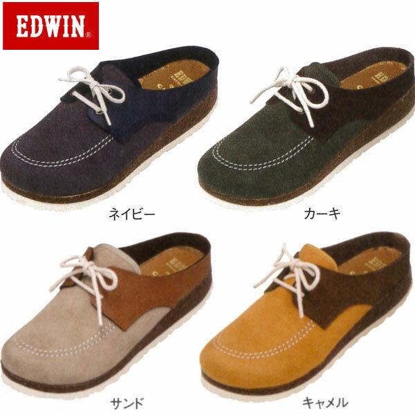 エドウイン(EDWIN) レディスサボサンダル レディース EW9507 エドウィン (ダイマツ)