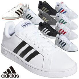 adidas(アディダス) グランドコートベース GRANDCOURT BASE スニーカー シューズ 通勤通学 運動靴 メンズ・ユニセックス(21FW08)