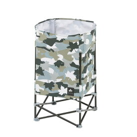 LOGOS ロゴス 丸洗いポンポンとりあえずスタンド(カモフラ)(ファニチャー) 73187001