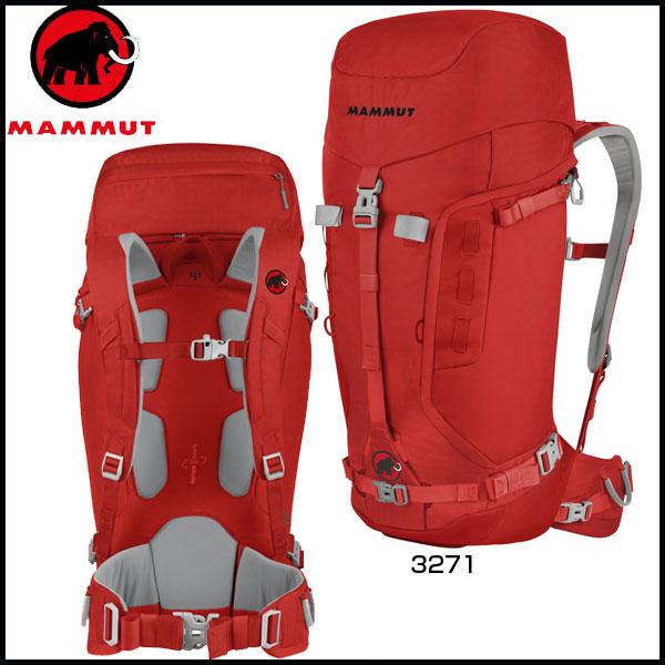 マムート リュック MAMMUT バックパック/バッグ Trion Guide 2510-02202(35+7L)