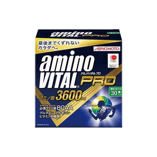 MIZUNO(ミズノ) 味の素/アミノバイタルプロ4.5g小袋(30本入り) 16AM1620