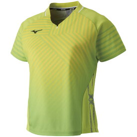 MIZUNO(ミズノ) ゲームシャツ(ウィメンズ) 卓球 アパレル レディース 82JA920137