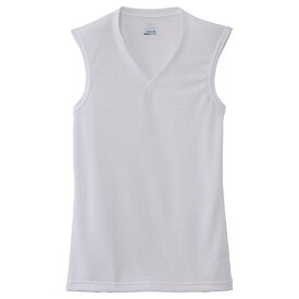 MIZUNO ミズノ ドライベクターエブリ Vネックノースリーブシャツ(大きいサイズ) [ C2JA610402 ]