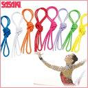 ササキスポーツ(SASAKI) 新体操 手具 ジュニアカラーポリエステルロープ MJ240 (ランキング2位)