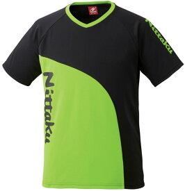 ニッタク(Nittaku) カール Tシャツ 卓球用ウェア NX2078-40