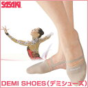 ササキスポーツ(SASAKI) 新体操 シューズ DEMI SHOES(デミシューズ) 153(ランキング1位)【RCP】 【送料無料】