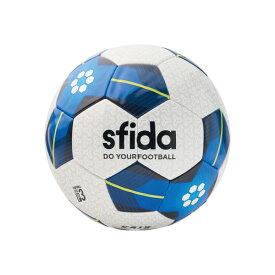 SFIDA(スフィーダ) VAIS KIDS サッカー ボール メンズ・ユニセックス BSF-VA04-WHITE-BLUE