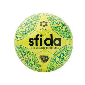 SFIDA(スフィーダ) INFINITO JR フットサル ボール メンズ・ユニセックス BSF-IN14-LIME