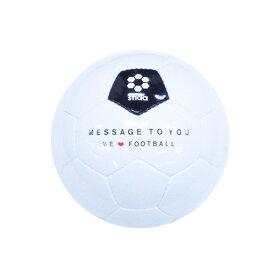 SFIDA(スフィーダ) Message To You 06 インテリア ボール メンズ・ユニセックス BSF-MTU06-WHITE