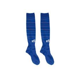 SFIDA(スフィーダ) ロングソックス08 ソックス アクセサリー メンズ・ユニセックス OSF-SO24-BLUE