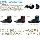 R×L SOCKS アールエルソックス ラウンド ラン/バイク用ソックス TMW-37 武田レッグウェアの靴下