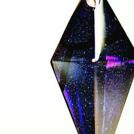 『Southern cross dream』 ガラスアクセサリー ネックレス・ペンダント 立体造形タイプ