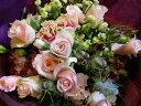 メアリーローズ花束■花 アレンジメント 花束 ローズ ばら 薔薇 記念日 結婚祝い 贈り物 お祝い即日発送 フラワー ギフト プレゼント 誕生日 出産祝い 結婚記念日 開店祝い 開店祝い 花 おしゃれ バラ お供え お悔やみ ピンク