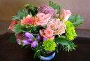 ルーシュ■花 アレンジメント 花束 ローズ ばら 薔薇 記念日 結婚祝い 贈り物 お祝い即日発送 フラワー ギフト プレゼ…