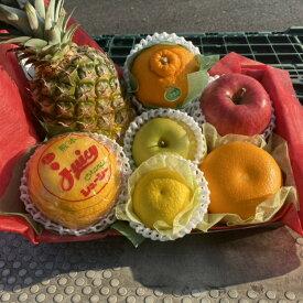 【送料無料】果物詰め合わせ6〜8種類入