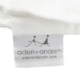 『Aden+Anais-エイデンアンドアネイ-』silkysoftswaddlesingle■[おくるみ1枚単品ベビー新生児スリーパーブランケットお昼寝出産祝いギフト][返品・交換不可]