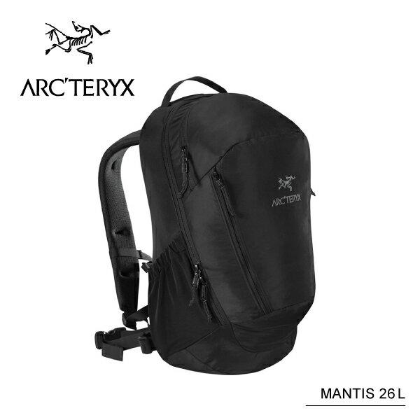 【送料無料】【2018SS】【並行輸入品】『ARC'TERYX-アークテリクス-』MANTIS 26L[アークテリクス マンティス 26 リュック ボディバッグ]