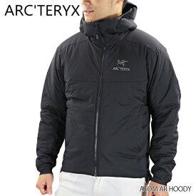 【送料無料】【2019 AW】【並行輸入品】『ARC'TERYX-アークテリクス-』ATOM AR HOODY アトム エーアール フーディ メンズ 軽量 ウインドブレーカー[14648]