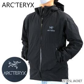 Arcteryx アークテリクス ZETA SL JACKET ゼータ SL アウター マウンテンパーカー ジャケット ゴアテックス メンズ 21776 Black