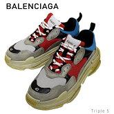 【送料無料】【並行輸入品】【2018AW】『BALENCIAGA-バレンシアガ-』TripleS〔533883W09O24365〕