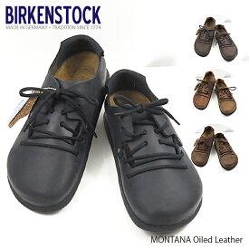 【2019 SS】【新作】【並行輸入品】『BIRKENSTOCK-ビルケンシュトック-』Montana Oiled Leather-モンタナ オイルドレザー カジュアルシューズ スニーカーー
