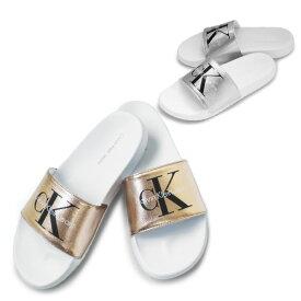 【並行輸入品】【2018 SS】『Calvin Klein Jeans-カルバン・クライン ジーンズ-』CHANTAL METAL CANVAS[34R3654]『150時間限定! ポイント最大44倍!お買い物マラソン』