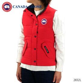 【送料無料】【並行輸入品】 『CANADA GOOSE-カナダグース』Freestyle Vest [2832L]【お買い物マラソン!ポイント最大44倍!】
